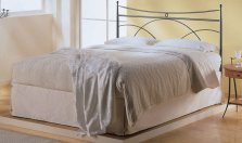 Target Point bed Salomè with bed frame without footboard