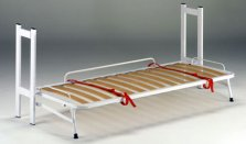 Single bed base orizzontale a staves for wardrobe 47 RCS-LL