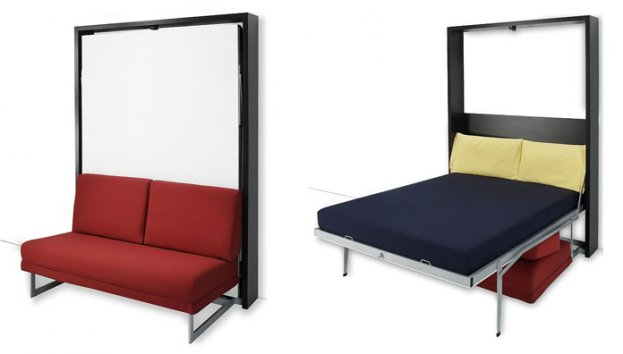 Smartbeds Houdini Verticale M 2009