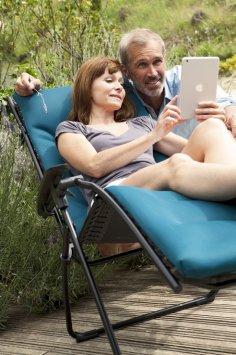 Lafuma Futura Air Comfort Liegestühlen