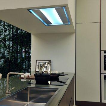 Falmec Design Nuvola Decke - 140 cm - Einbauhauben