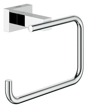 grohe essentials cube wc papierhalter 40507 000 bad. Black Bedroom Furniture Sets. Home Design Ideas