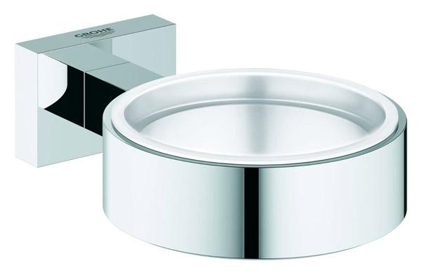 grohe essentials cube halter 40508 000 bad accessoires. Black Bedroom Furniture Sets. Home Design Ideas