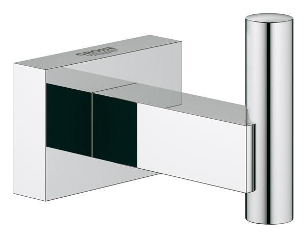 grohe essentials cube bademantelhaken 40511 001 bad. Black Bedroom Furniture Sets. Home Design Ideas
