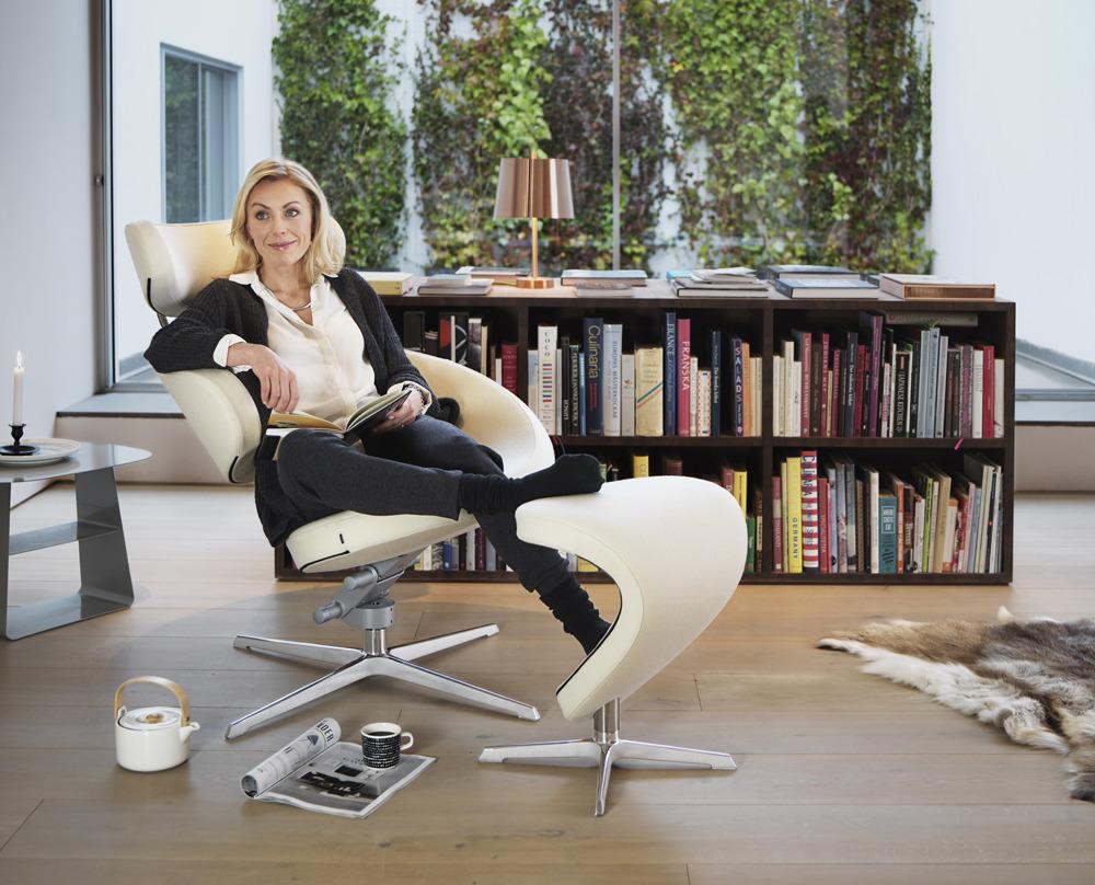 varier fu st tze peel standardfarben ergonomischer st hle. Black Bedroom Furniture Sets. Home Design Ideas
