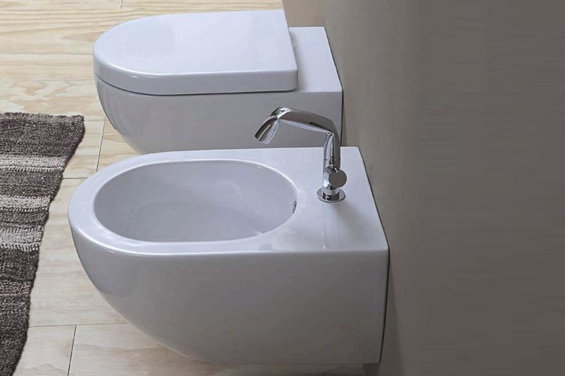 Flaminia Set App AP118+AP218 - Set Toiletten und Bidets