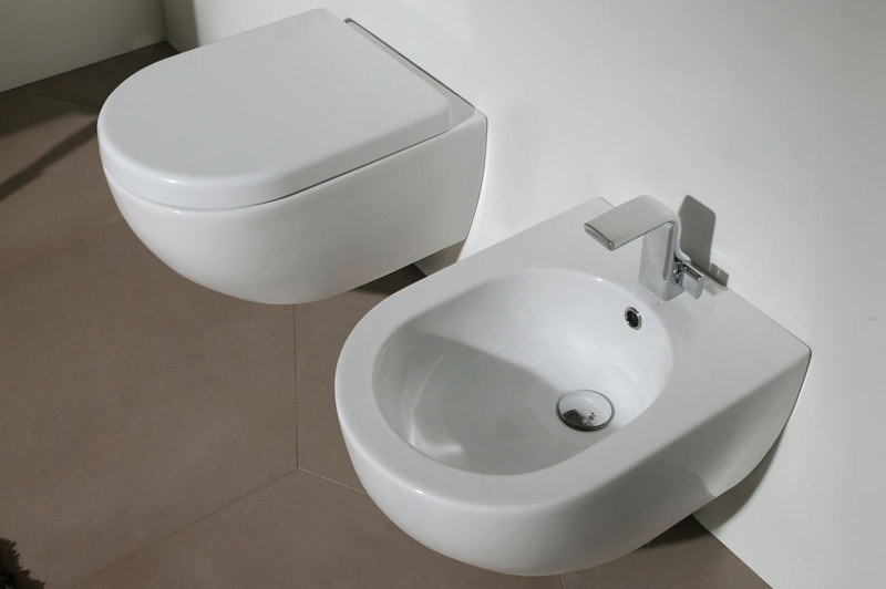 Flaminia Set MiniApp AP119G+AP219 - Goclean - Set Toiletten und Bidets