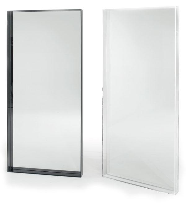 kartell only me 8330 spiegel. Black Bedroom Furniture Sets. Home Design Ideas