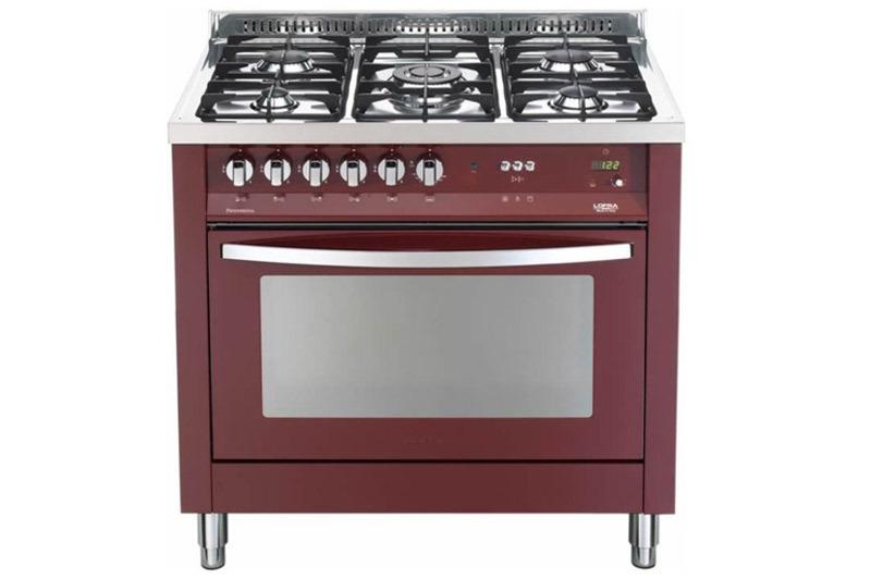 lofra prg96mft c rosso burgundy standherde. Black Bedroom Furniture Sets. Home Design Ideas