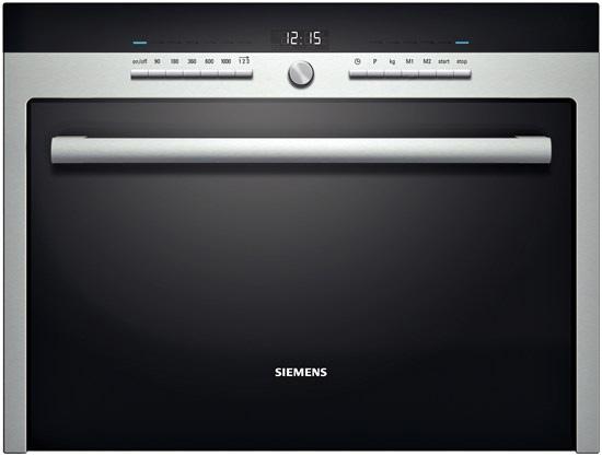 Siemens hf35m562 mikrowelle eingebaute for Eingebaute mikrowelle