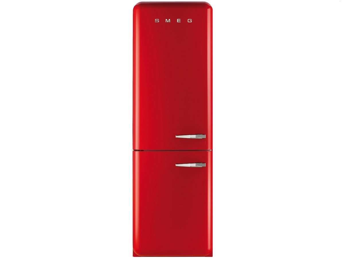 Smeg Kühlschrank Abmessungen : Smeg fab lrn kühlschränke freistehend