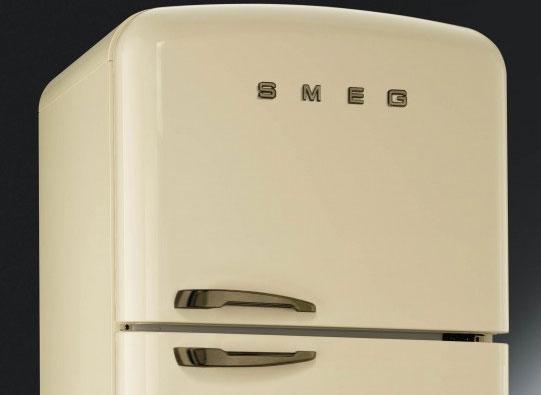 Smeg Kühlschrank Abmessungen : Smeg fab po kühlschränke freistehend