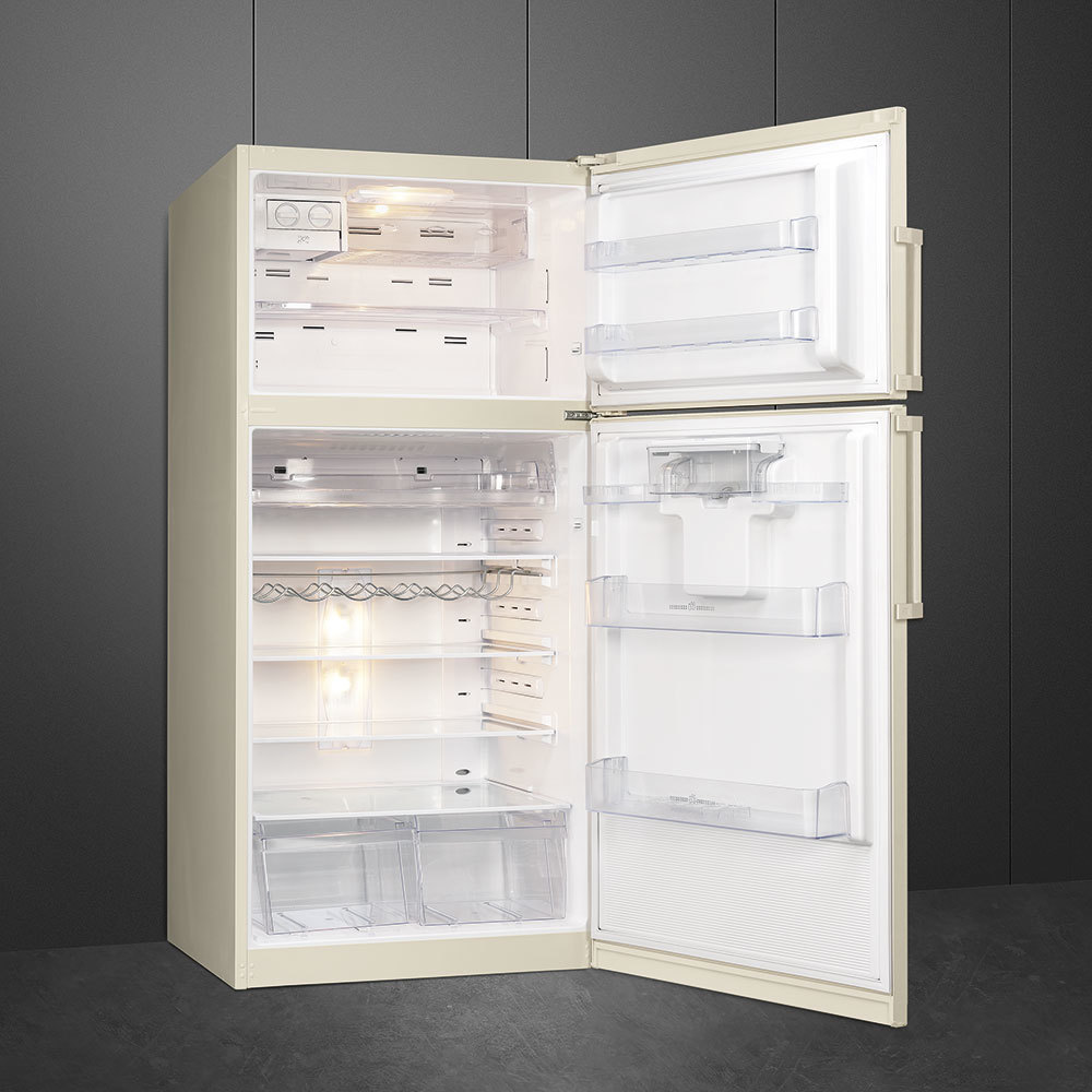 Smeg FD541MNED4 - Kühlschränke - Freistehend