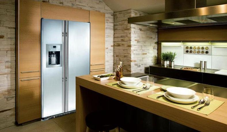 Amerikanischer Kühlschrank General Electric : General electric gce xgf ls side by side kühlschränke