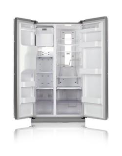 Kühlschränke samsung  Samsung RS H1 UTPE - RSH1UTPE - Side-by-Side Kühlschränke