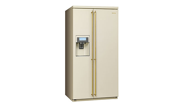 Smeg Kühlschrank A : Smeg sbs8003p side by side kühlschränke