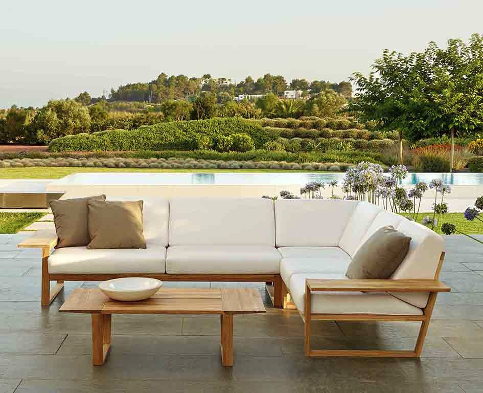 point lineal 76340 outdoor sofas. Black Bedroom Furniture Sets. Home Design Ideas