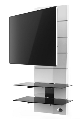meliconi ghost design 3000 rotation tv st nder. Black Bedroom Furniture Sets. Home Design Ideas