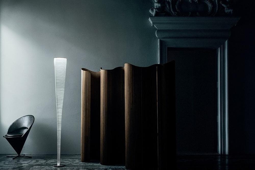 foscarini mite halo stehleuchten. Black Bedroom Furniture Sets. Home Design Ideas