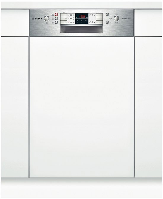 bosch spi58m05eu sp lmaschine eingebaut. Black Bedroom Furniture Sets. Home Design Ideas