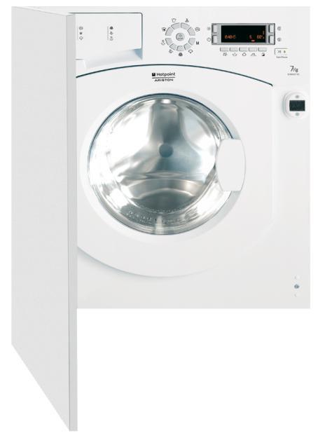 hotpoint ariston bwmd 742 eu waschmaschinen eingebaut. Black Bedroom Furniture Sets. Home Design Ideas