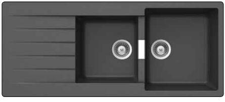 schock primus d200 ap synthetische sinkt. Black Bedroom Furniture Sets. Home Design Ideas