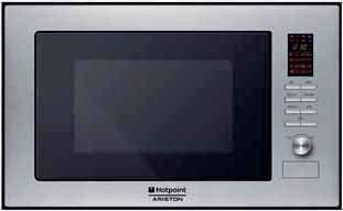 hotpoint ariston mwha 222 1 x mikrowelle eingebaute. Black Bedroom Furniture Sets. Home Design Ideas
