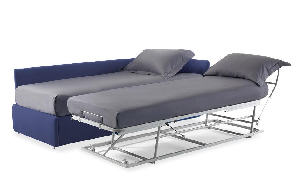 bontempi duplo niedrige ecke betten. Black Bedroom Furniture Sets. Home Design Ideas