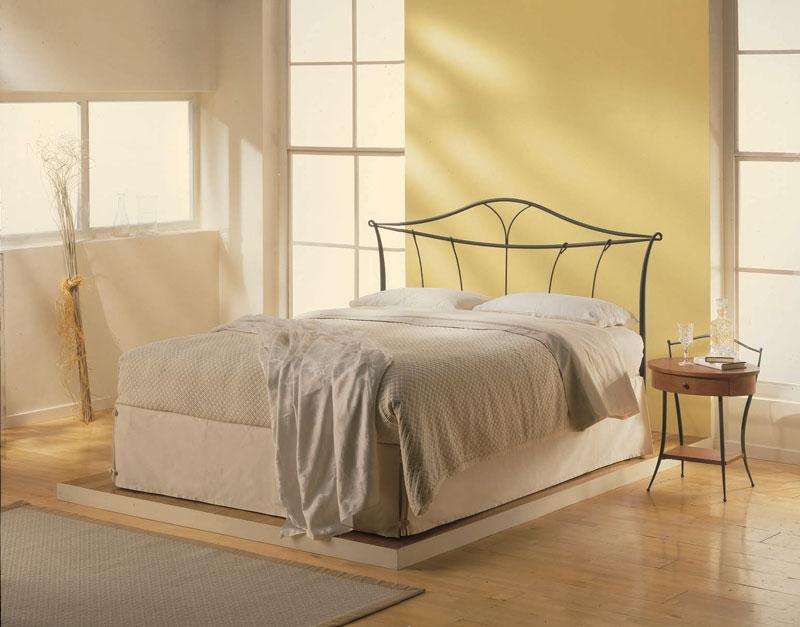 Target Point Bett Ibisco mit Bettrahmen ohne Schritt - Doppelbetten