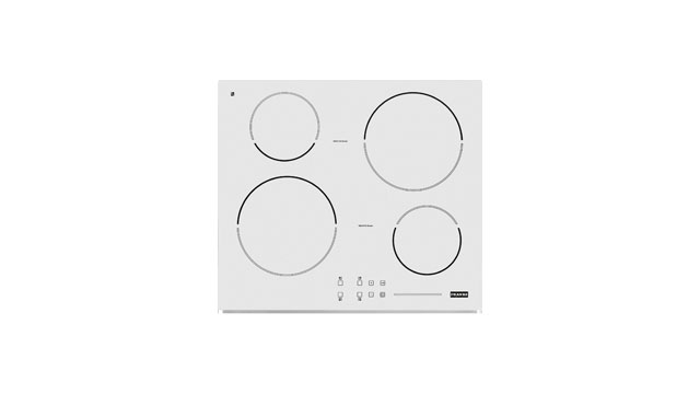 Franke Induzione FH 604-1E 4I T PWL WH - Elektro-Kochfelder