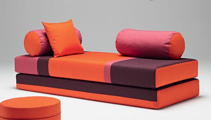 Innovation Dulox 08 Couch Bett Sofas
