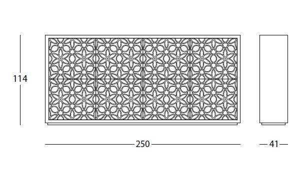 Tonin casa granada 8611 einzelne st cke for Fachwerk berechnen programm