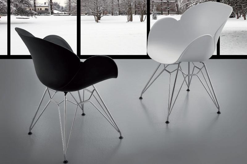 La Seggiola Lotus Metal - Stühle
