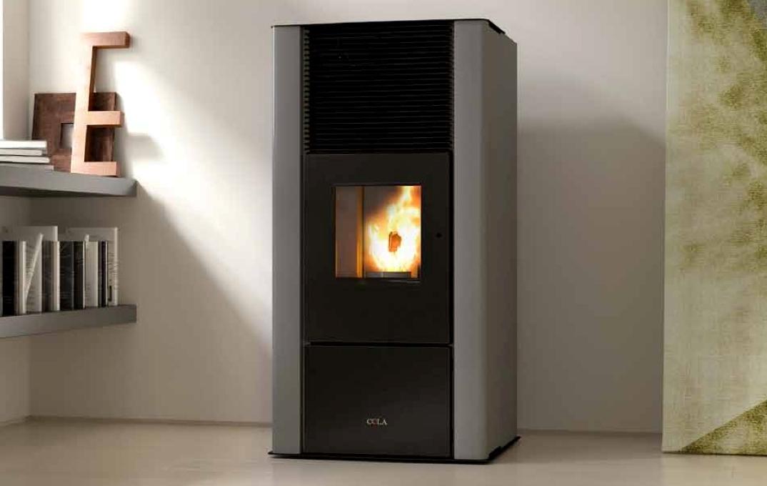 Anselmo Cola Energyca 30 - Thermoöfen zu pellet