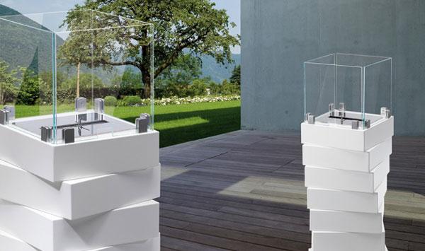 horus rubik 900 bio ethanol kamine. Black Bedroom Furniture Sets. Home Design Ideas