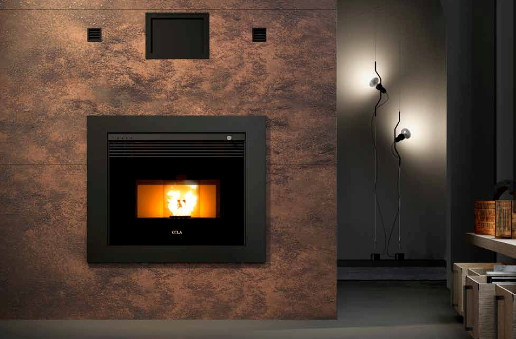 anselmo cola top fire 80 leitung pellet kamine. Black Bedroom Furniture Sets. Home Design Ideas