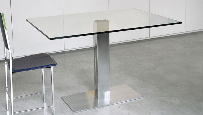 Tisch fixiert Elvis 105X80