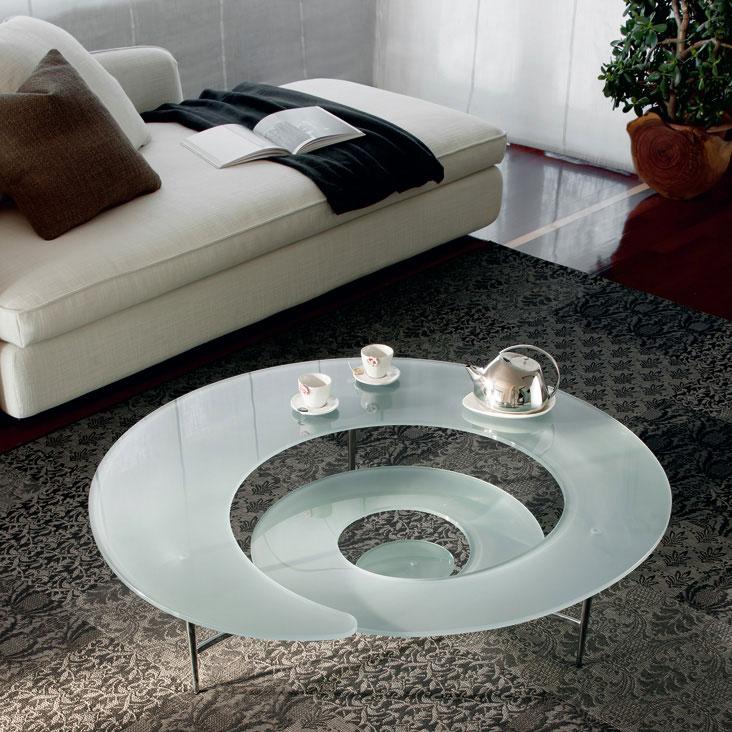 cattelan italia tisch spiral tischlein. Black Bedroom Furniture Sets. Home Design Ideas
