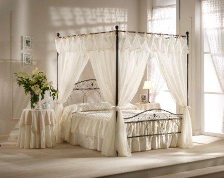 target point bett nicole mit baldachin doppelbetten. Black Bedroom Furniture Sets. Home Design Ideas