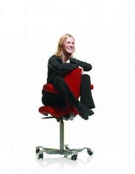 Håg Capisco 8106 Xtreme Ergonomischer Stühle
