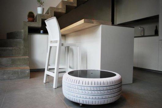 emejing couchtisch aus autoreifen tavomatico images - house design