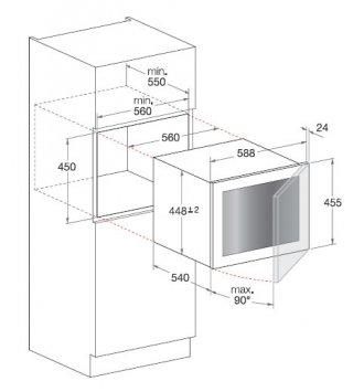 Scholtes frigoriferi abbattitore di temperatura da casa - Abbattitore da casa ...