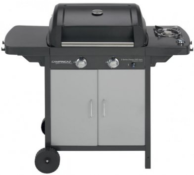 campingaz 2 series classic exs vario 3000002384 gas grill. Black Bedroom Furniture Sets. Home Design Ideas