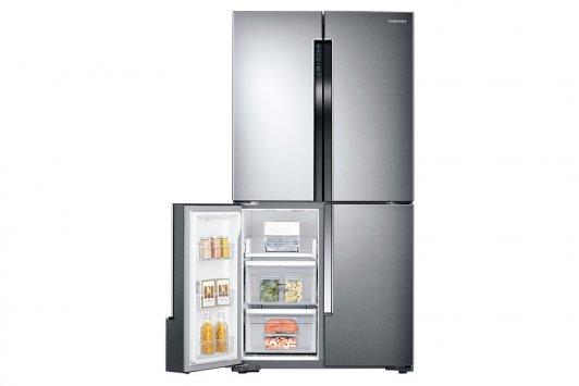 Samsung Rf60j9000sl Side By Side Refrigerator
