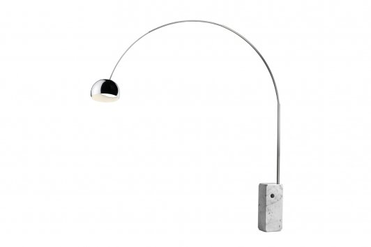flos arco led f0303000 floor lamp. Black Bedroom Furniture Sets. Home Design Ideas
