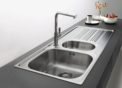 Franke Galileo GOX 651 - 8896546 - Stainless Steel Sink