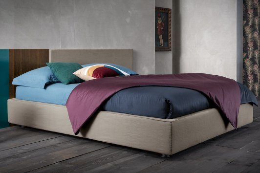dall 39 agnese sommier headboards and mattress base. Black Bedroom Furniture Sets. Home Design Ideas