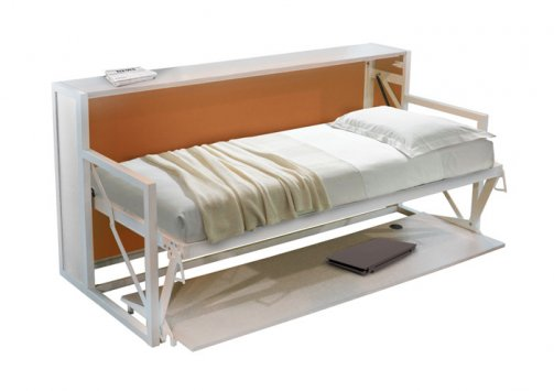 Smartbeds B-Esk 2014 - B-ESK2014 - Foldaway Bed
