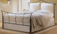 Target Point bed Ibisco with footboard