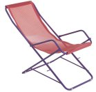 Loungers and deck chairs top brands and best prices for Toile pour chaise de jardin